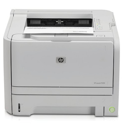 Typical part impress chore Time To Completion tin hold out close 2 times faster alongside Instant HP LaserJet P2035 Driver Downloads