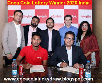 coca cola mobile draw 2020 winners list india