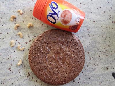 Moelleux noix de cajou Ovomaltine