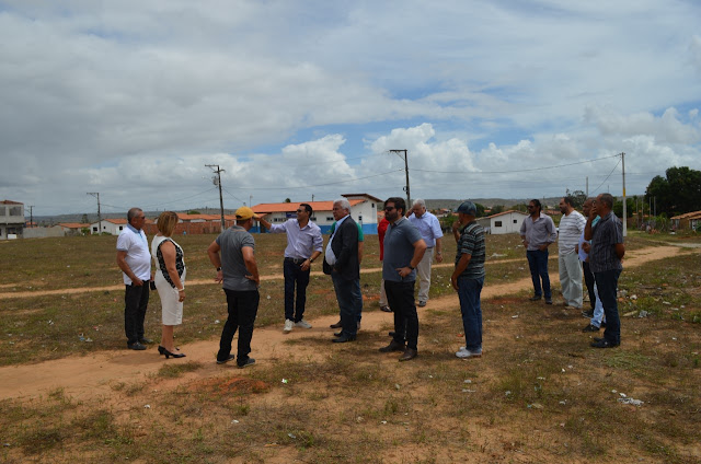 Obras de construção de creches em Inhambupe terão início nos próximos dias