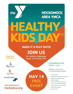 Healthy Kids Day - May 14, 2016