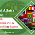 Current Affairs Questions for IBPS RRB PO and Clerk Exam: 12th August 2018
