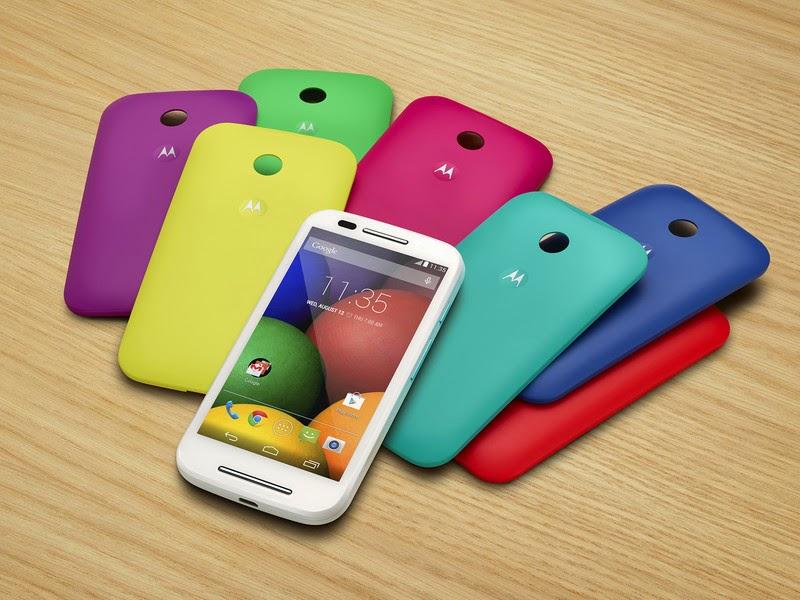 Moto E Budget Smartphone