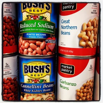 Vegan Vegetarian Food Groceries at Target Canned Beans
