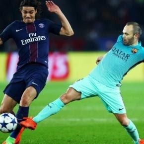 Iniesta se livre avant le match retour face au PSG