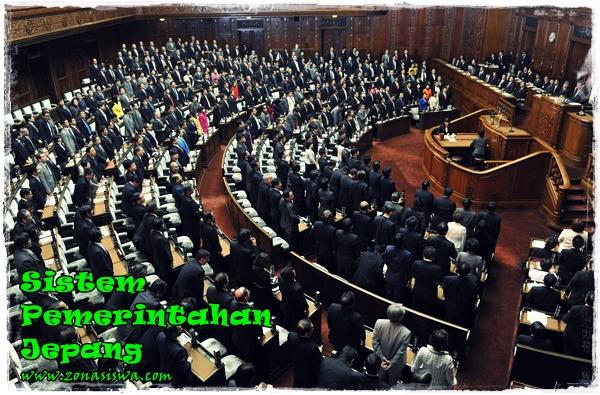 Sistem Pemerintahan Jepang | www.zonasiswa.com