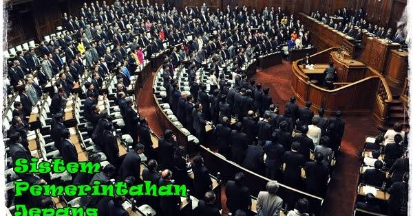 Sistem Pemerintahan dan Politik di Jepang