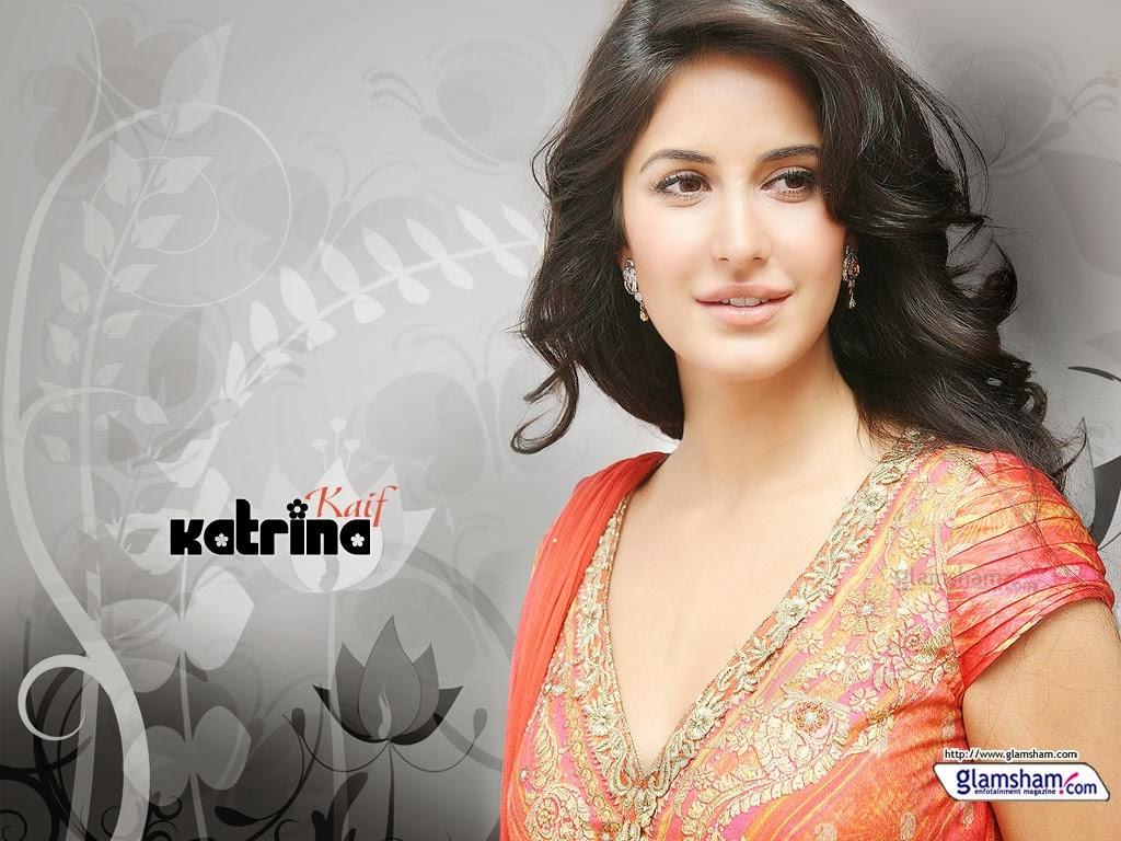 Beautiful Desktop Wallpaper Of Katrina Kaif