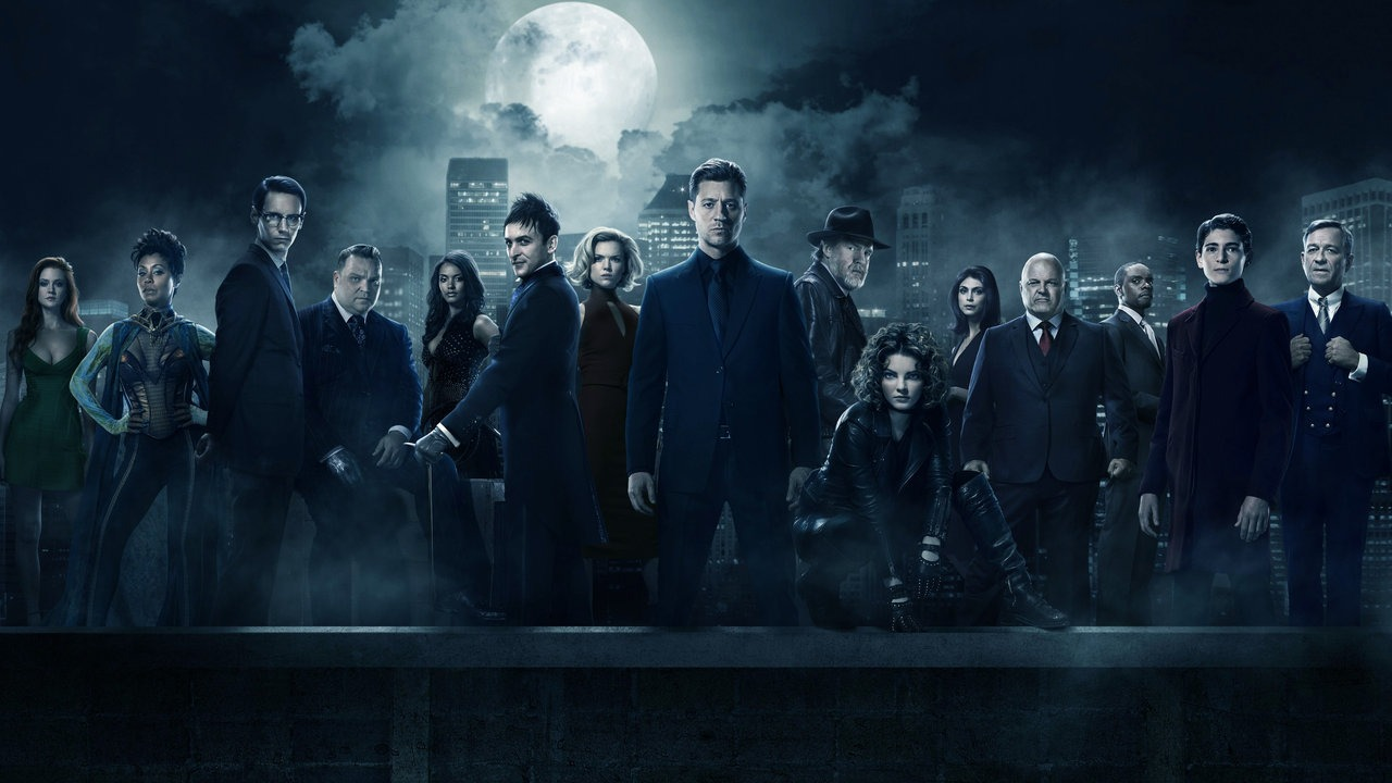 Gotham Final Tercera Temporada En Warner Channel