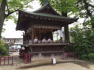 藤祭太々神楽講(平成27年4月29日)