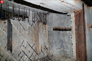Амбразура бункера №17 Слуцкого УР у деревни Римаши