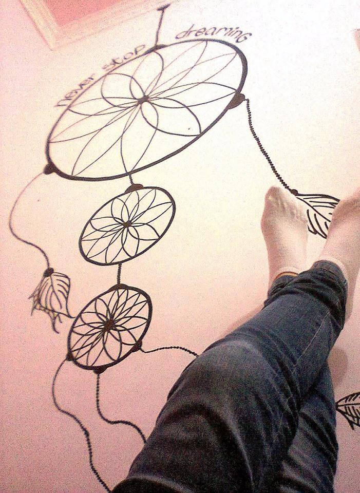 Resultado de imagem para decoração de quarto filtro dos sonhos