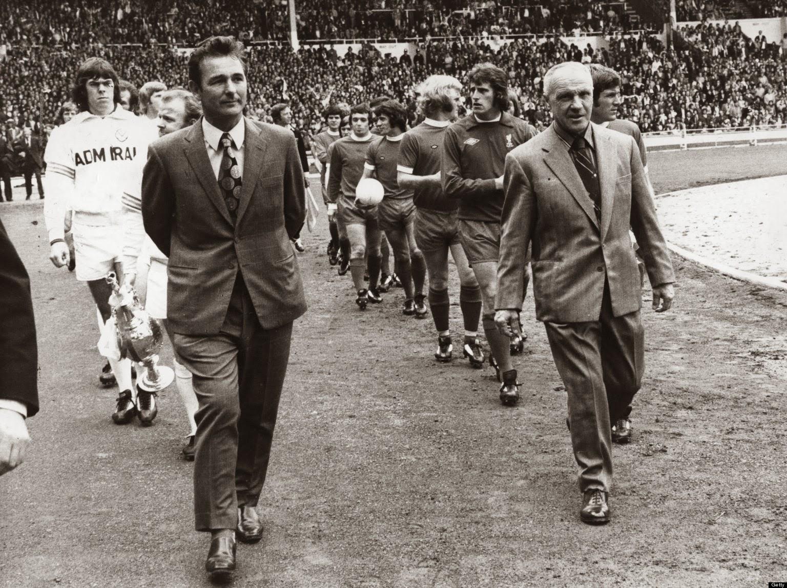 Previa de Charity Shield de 1974 que enfrentaría a Leeds Utd y Liverpool