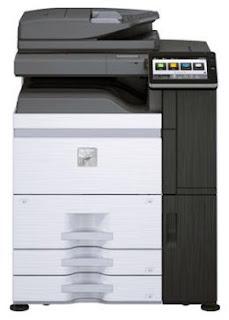 Sharp MX-7580N Printer Driver Downloads