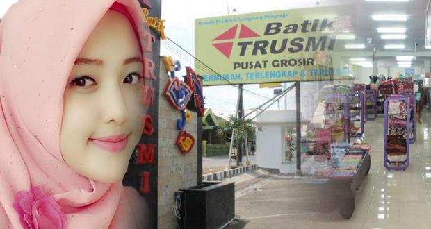 Perjuangan Selly Geovani Pemilik Batik Trusmi Mall