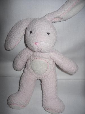 Pottery Barn Kids Pink Bunny