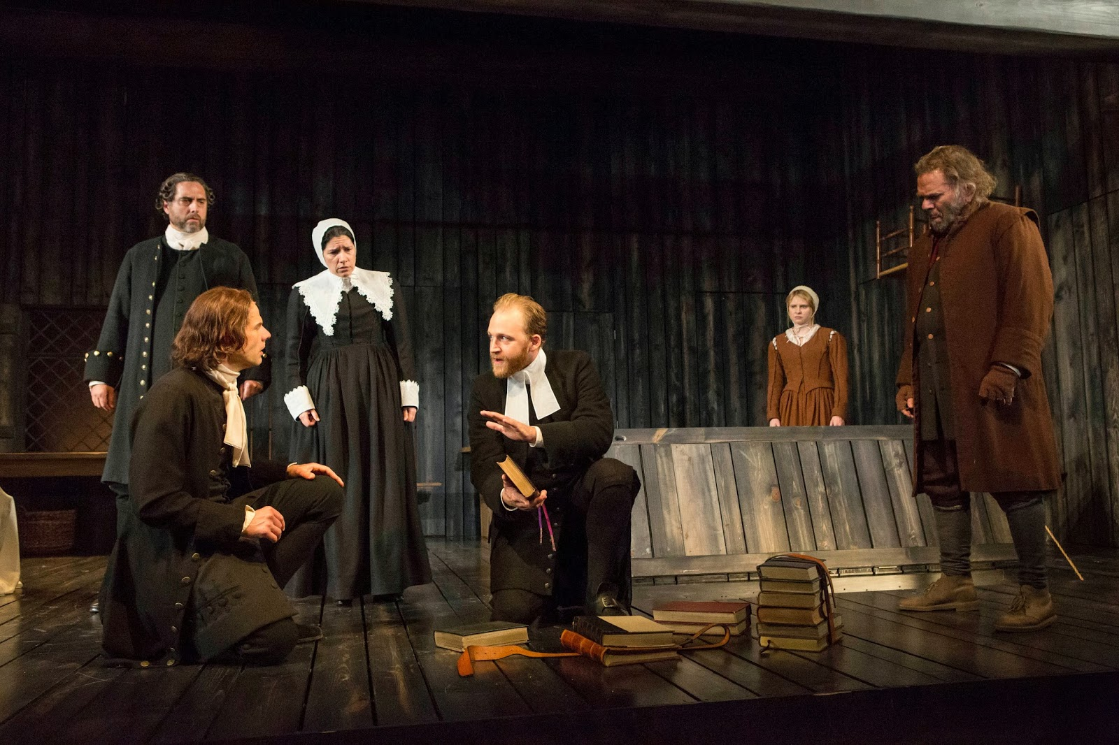 The salem witch trials as an outlet for revenge in arthur millers the crucible