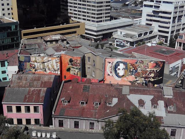Valparaíso, paseo Atkinson