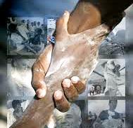 Manos unidas por el Día Mundial de la Asistencia Humanitaria