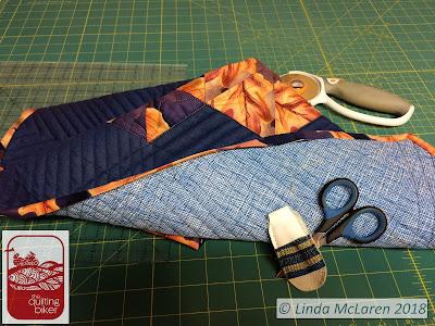 Modern Mini swap quilt sneak peek