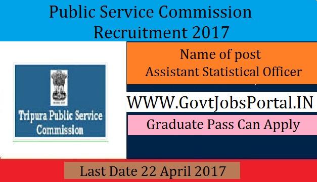 Public Service Commission Recruitment – Assistant Statistical ...