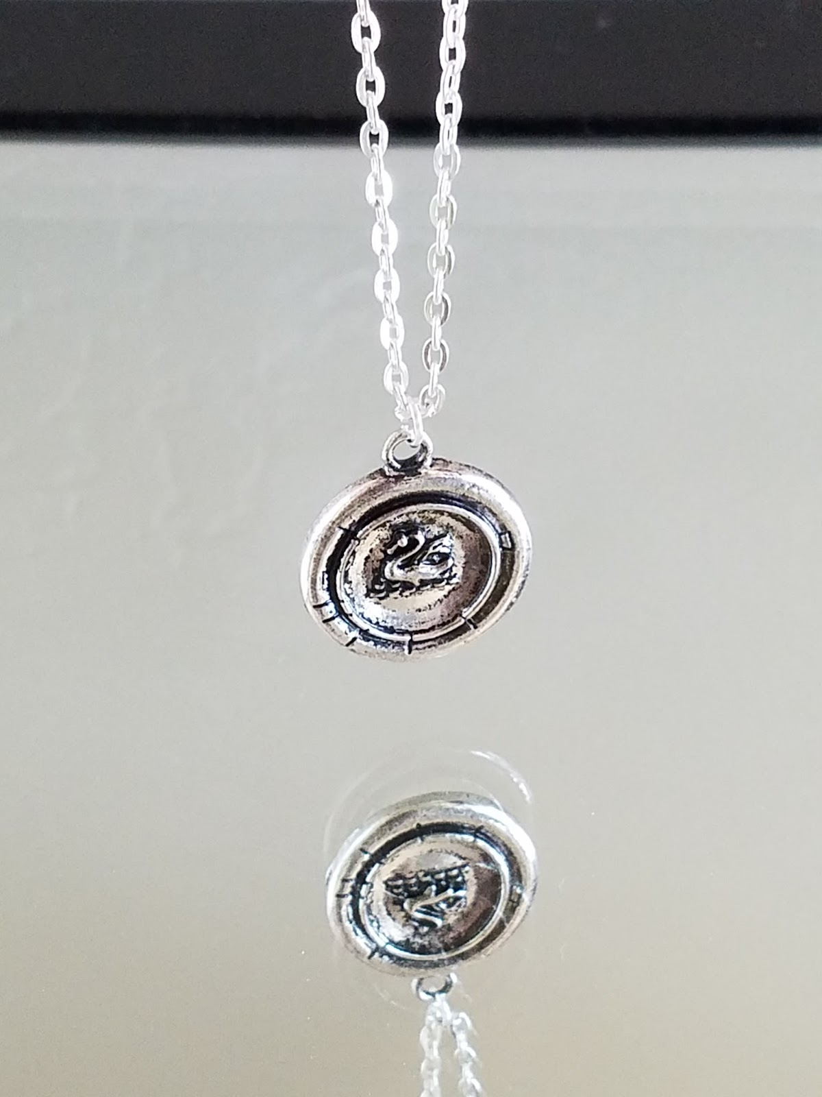 The First 30 Preorder Entries Will All Receive This Cool Swan Pendant  Necklace:
