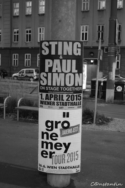 Vienna by night  - Sting & Paul Simon