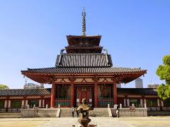四天王寺中門