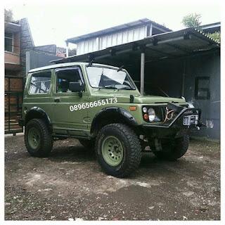 Dijual Jimny Tahun 1983 4WD Harga Dibawah 50 Juta