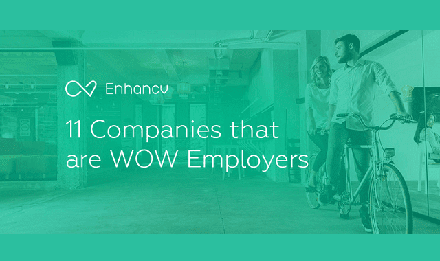 11 Companies That Are WOW Employers