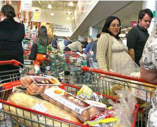 Canasta Alimentaria Familiar aumentó a 405.452,78 bolívares en septiembre