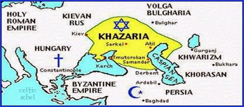 Macrocosmic Thinking: The Impact of the Khazars, Venetian ... | 480 x 210 jpeg 40kB