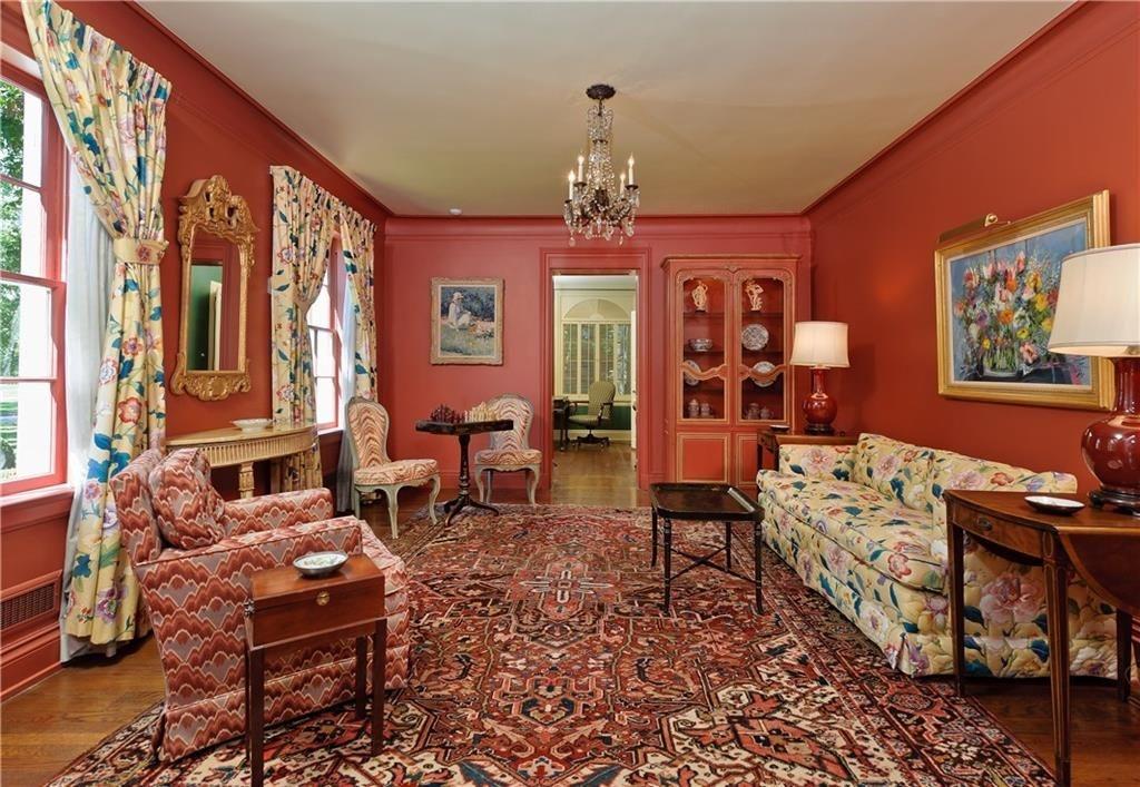 The glam pad old school dallas chic - Interior design schools in texas ...