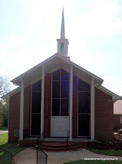 Saint John AME Church, Eatonton GA