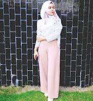 Fashion Wanita Lebaran 2017