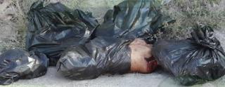 Dejan dos cuerpos descuartizados en Chilpancingo Guerrero