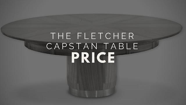 The Fletcher Capstan Table Price