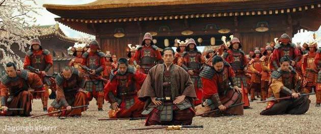 47 ronin bercerita film tentang samurai