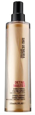 Shu Uemura Art Of Hair Detail Master Directional Fixing Spray