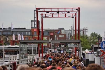 Kieler Woche 2013 - Hörnbrücke