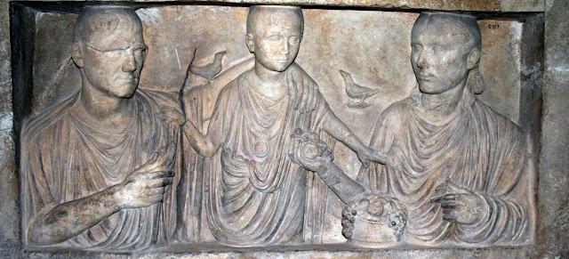Familia romana y Derecho de la antigua Roma
