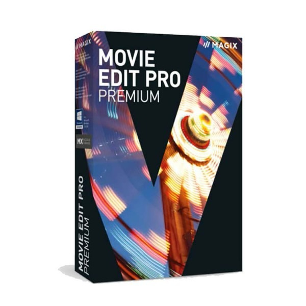 MAGIX Movie Edit Pro Plus – Ohjevideot