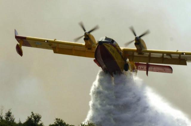 Η ΠΑ σβήνει φωτιές ΚΑΙ στην Αλβανία που διαμαρτύρεται κιόλας!