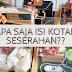 Apa Saja Sih Isi Kotak Seserahan Pernikahan?