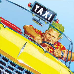 Crazy Taxi Apk Paid v1.20 +Data Working Files