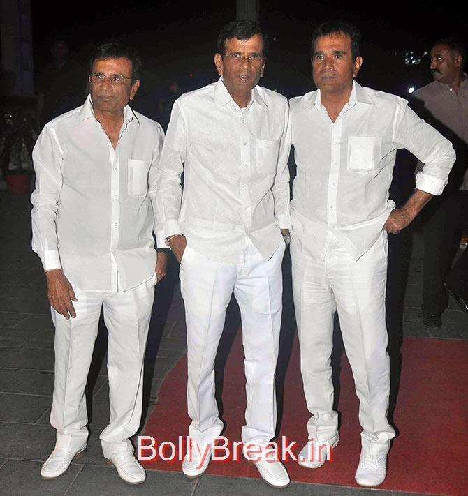 Abbas, Mustan, Hussain, Tulsi Kumar Wedding Reception Photo Gallery 2015
