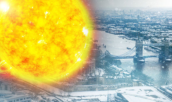 Έρχεται «ηλιακό ελάχιστο» που ίσως σημαίνει βαρύς χειμώνας!
