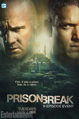Prison Break S05 2017 DVD R1 NTSC Latino