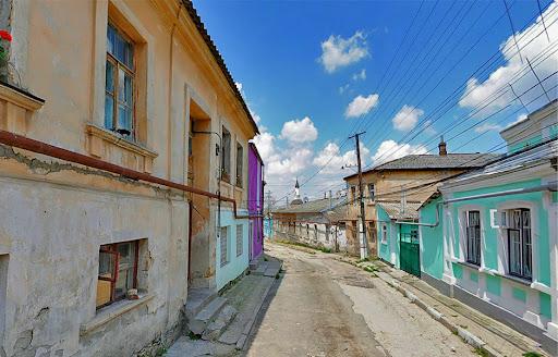 Старый город в Симферополе