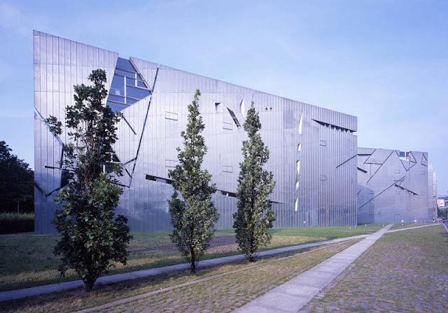 Prédio do Museu Judaico em Berlim
